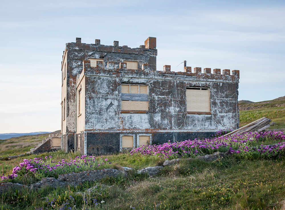 David Arnar Runólfsson, The Castle, 2011, pigment print, 40 x 50 cm, edition of 5
