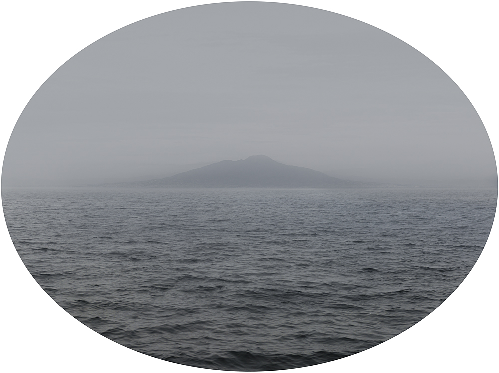 The Island, 2014, C-print siliconemounted on plexi, 75 x 100 cm, edition of 5