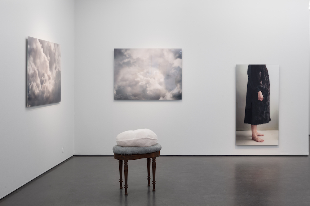 Night Remains, Installation view