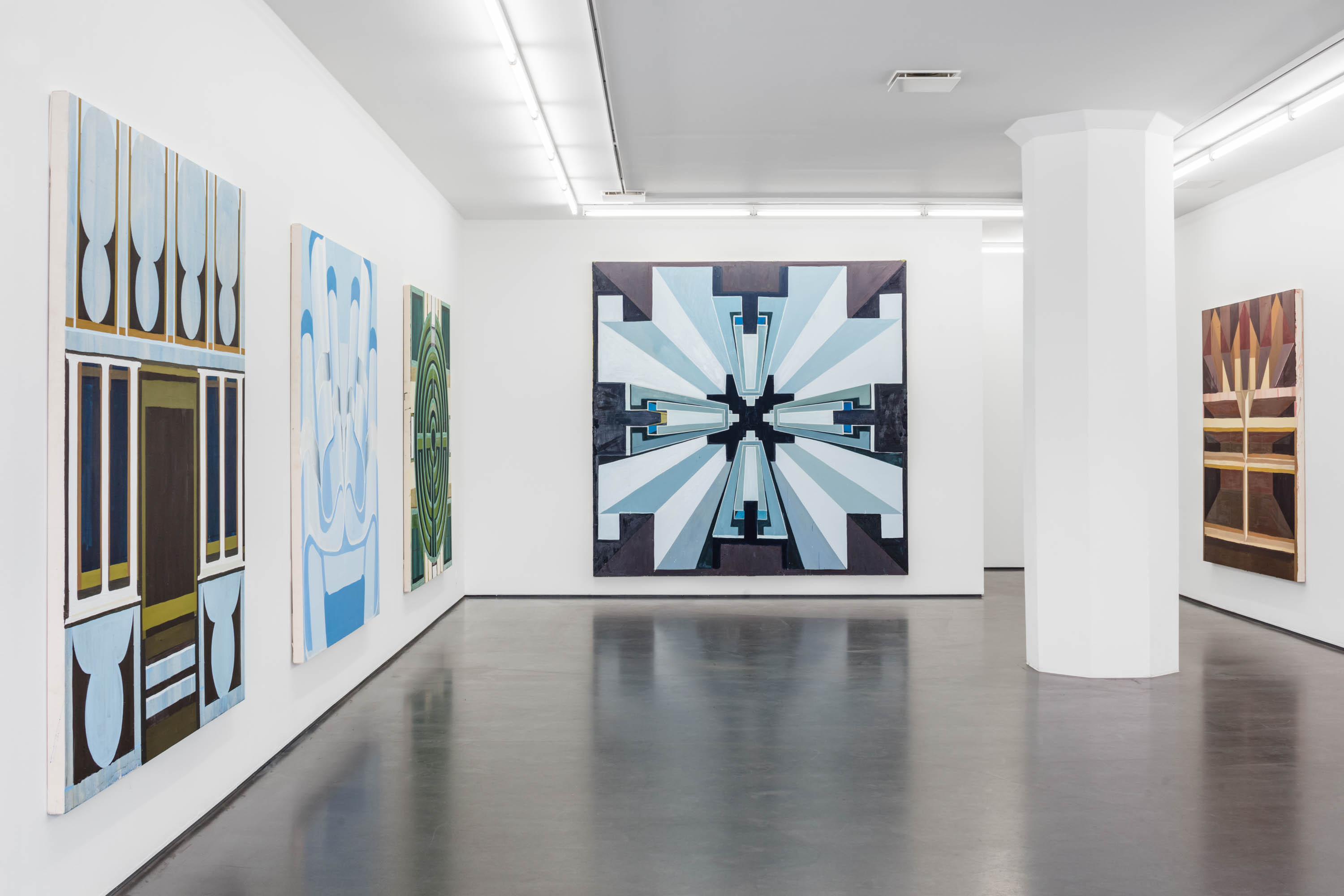 Retox, installation view