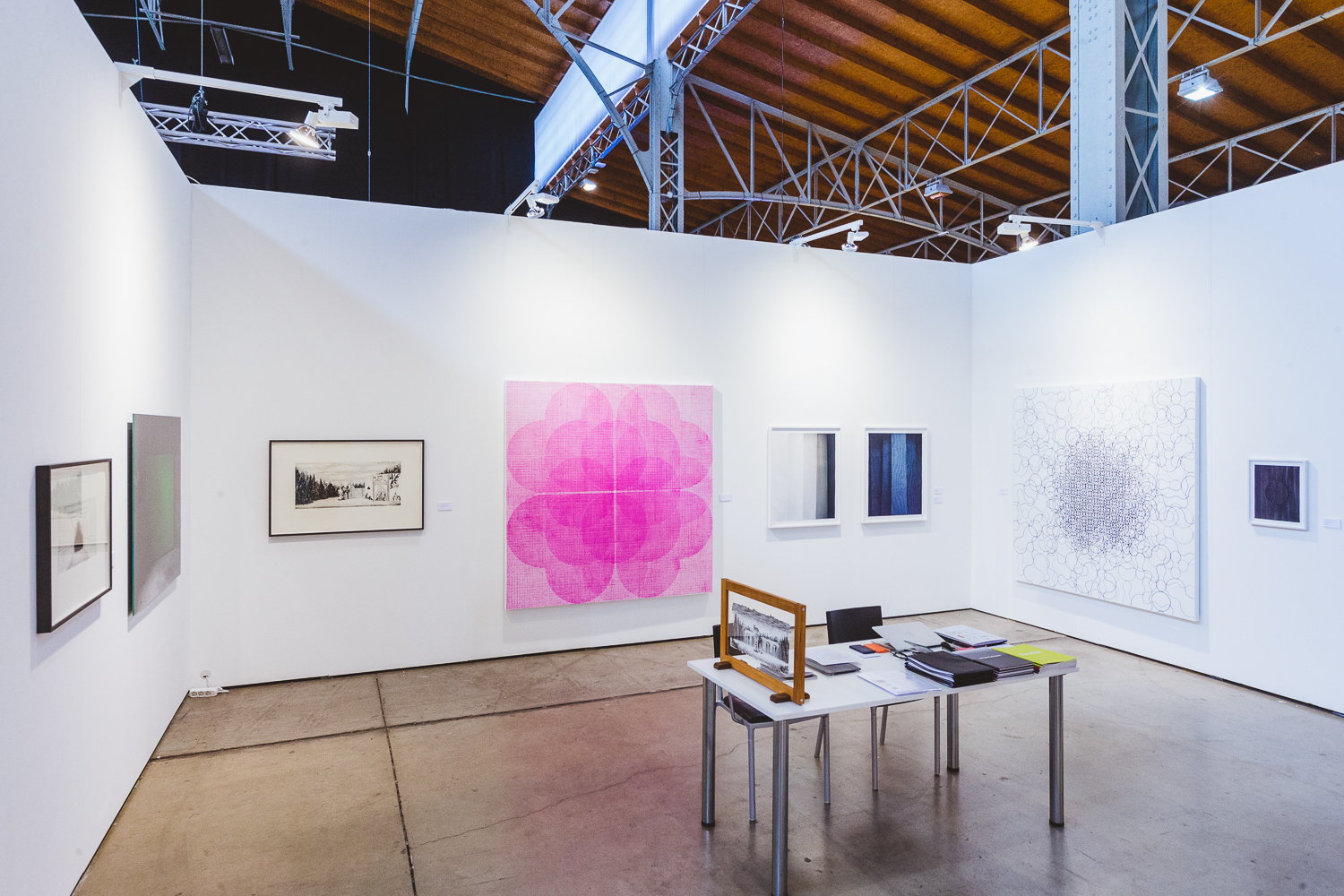 viennacontemporary, installation view,  2017