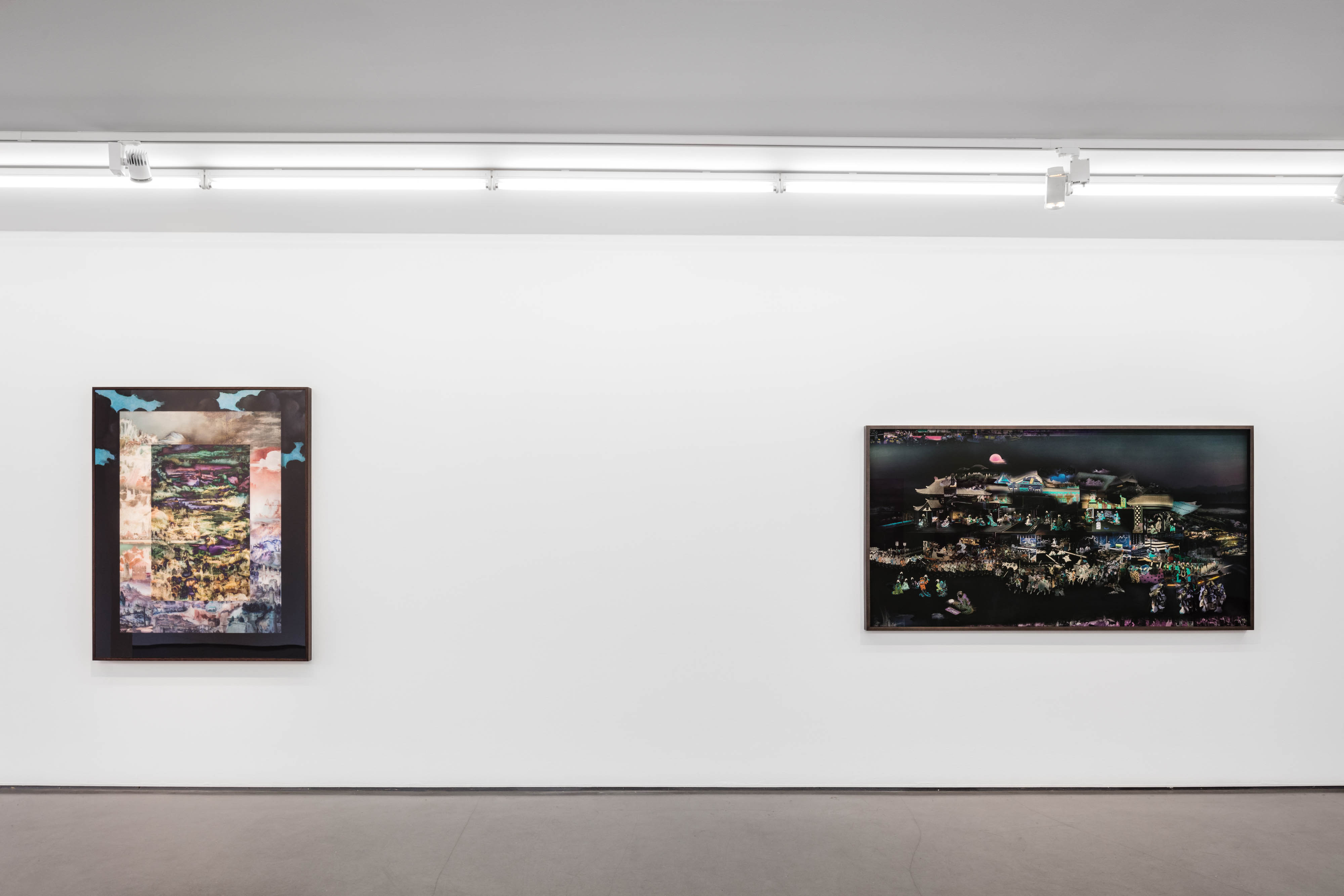 Installation view, David Molander, Elfenbenstornen, 2017, photo: Jean-Baptiste Beranger