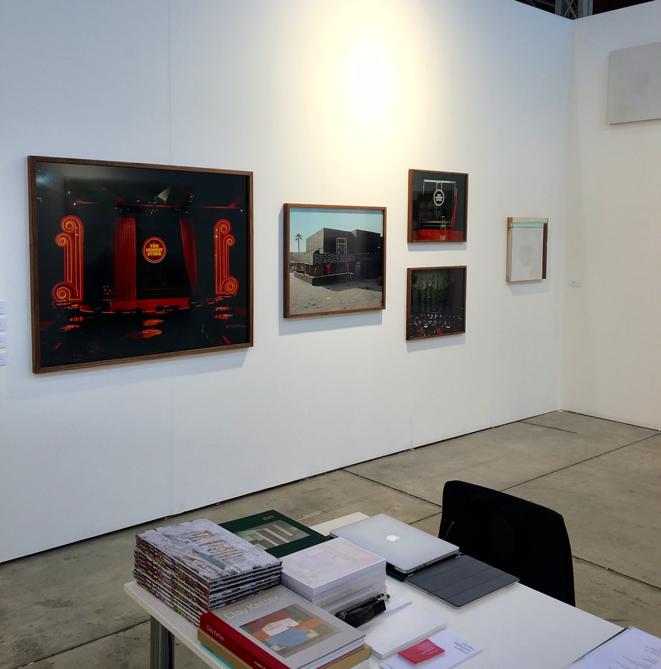 viennacontemporary, installation view, 2016