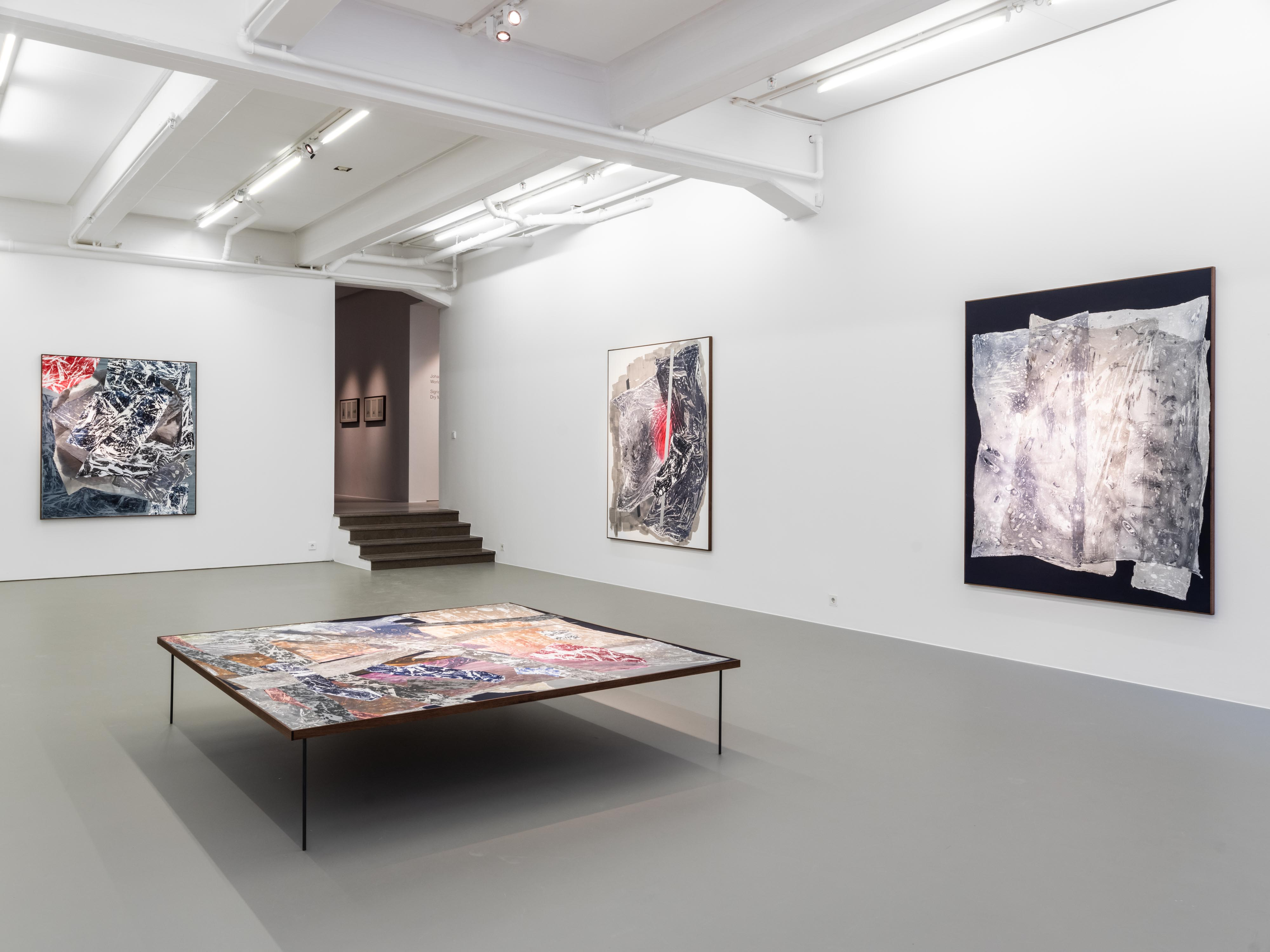 Dry Maars, 2019, installation view. Photo: Jean-Baptiste Béranger