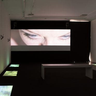 Mats Hjelm, Taste of Salt, video installation, 3 October–10 November 2013