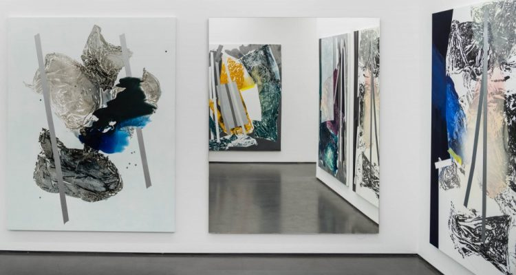 Sigrid Sandström, Between Us, painting, in cooperation with Galleri Olsson, 12 November–19 December 2015