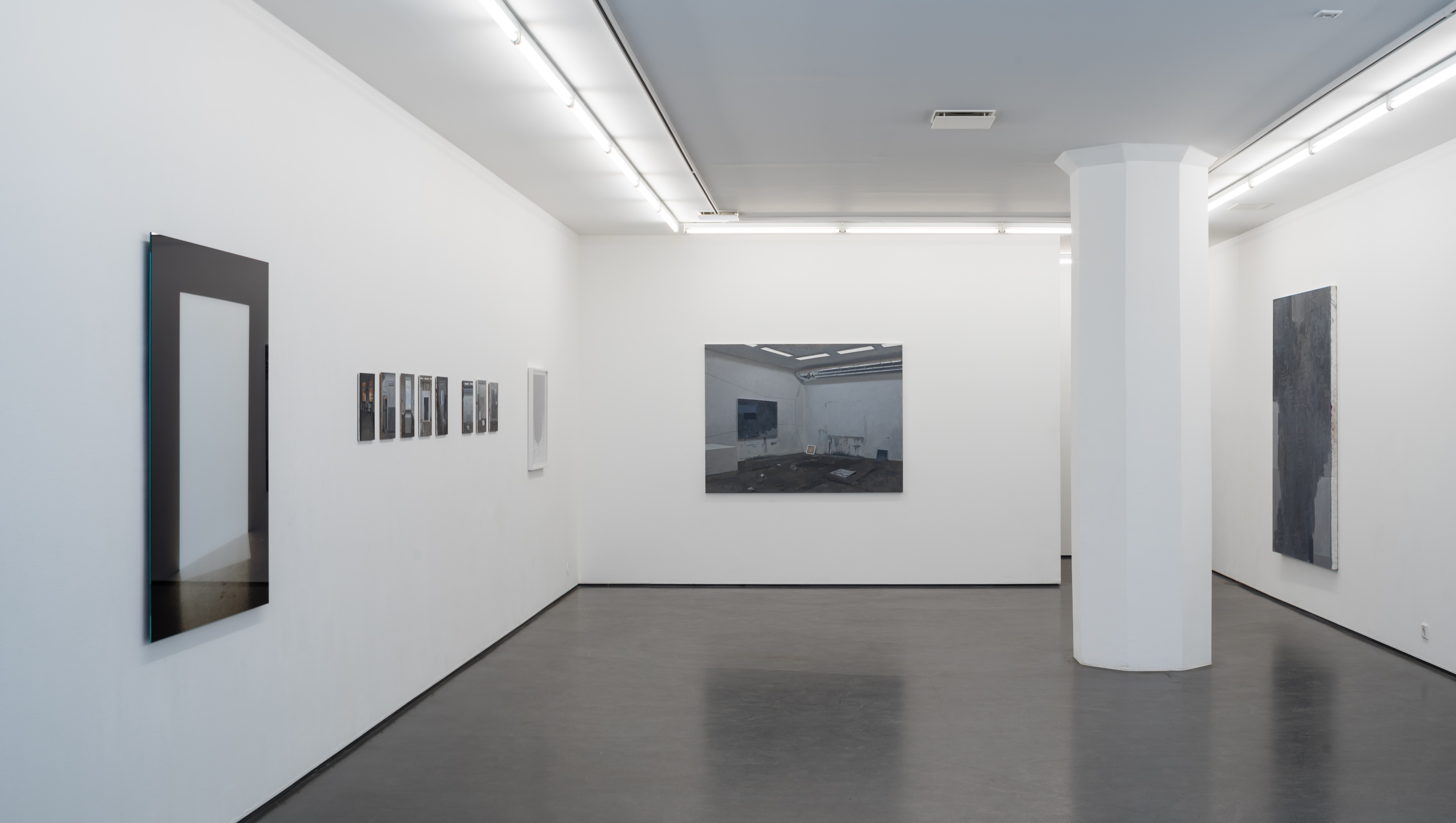 What We See, or What We Seem, Installation view
