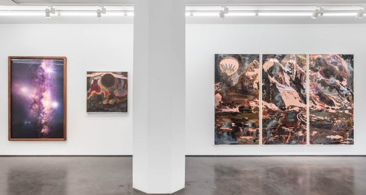 Johan Bergström Hyldahl, Here, There, Far Away, painting, photography, 22 February–7 April 2018