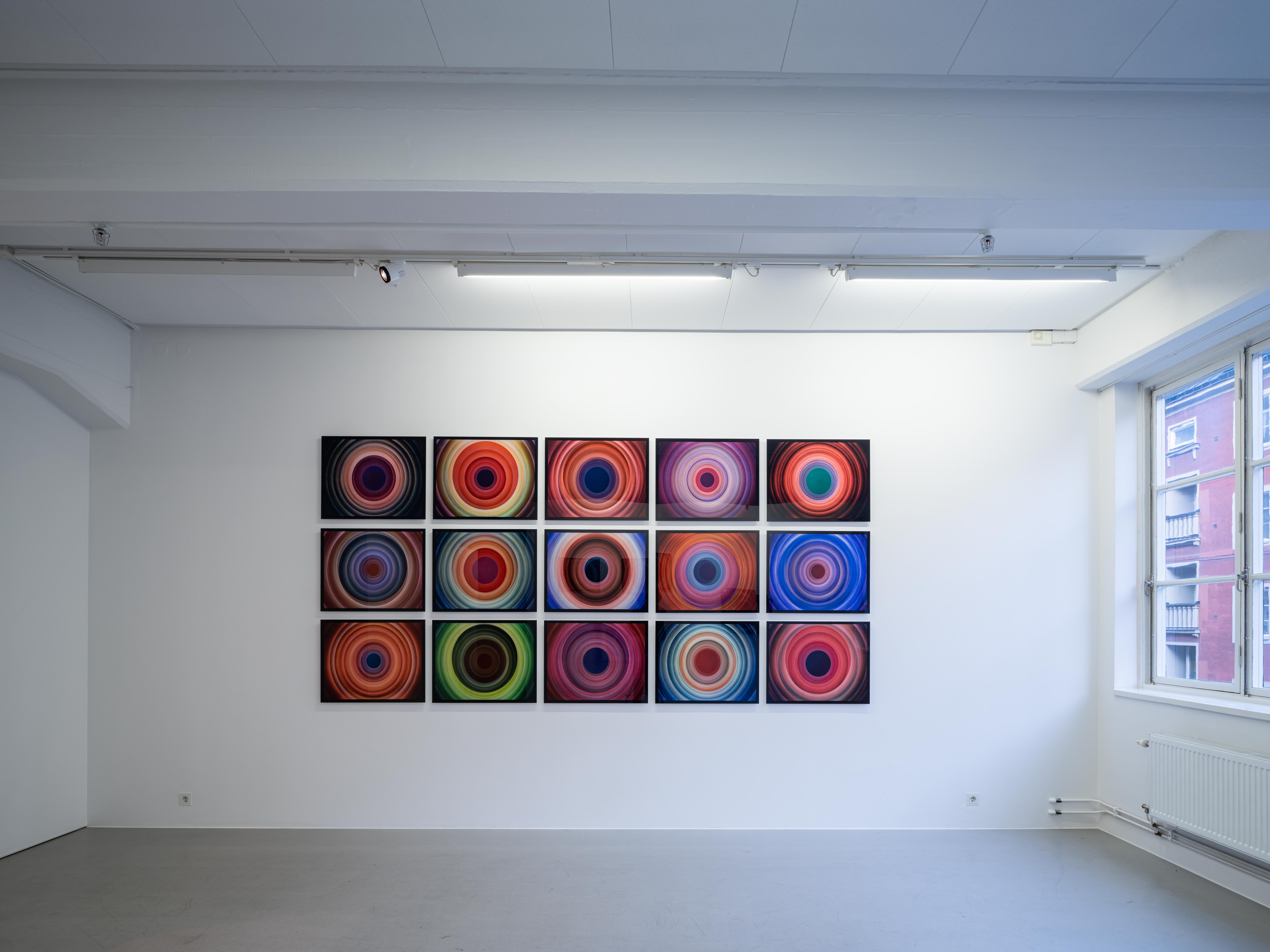 """Clay Ketter, """"...out of my hands."""", 2019, installation view. Photo: Jean-Baptiste Béranger"""