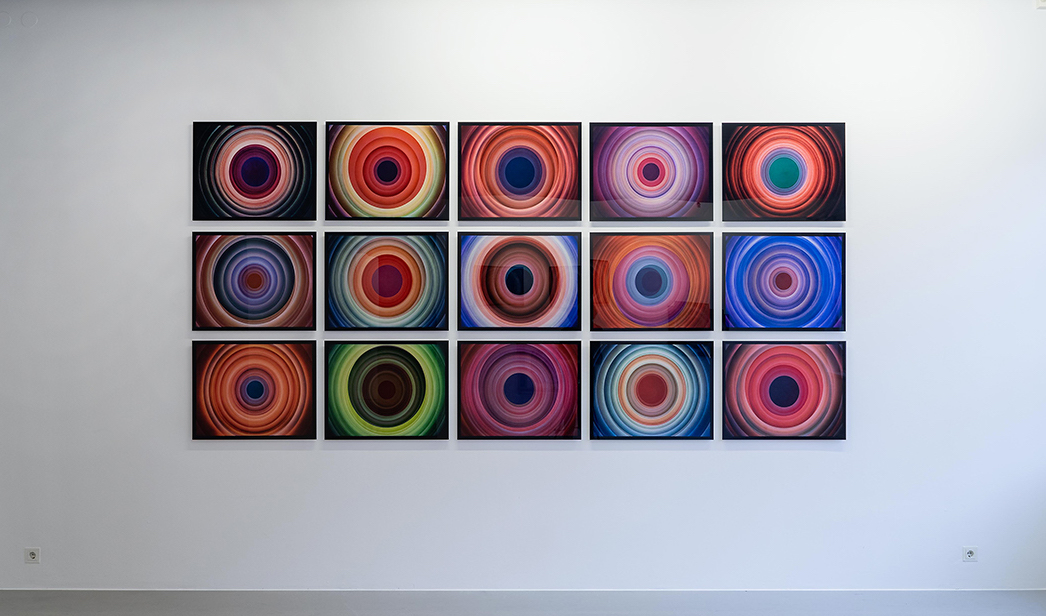Clay Ketter, Happy Ending, 2019, installation view.